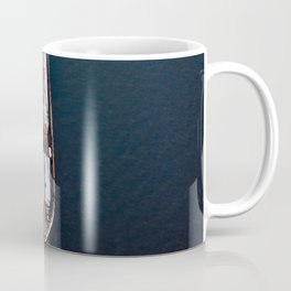 Sailing Ship in the Ocean Coffee Mug