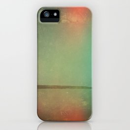 The Land I Wander in My Dreams iPhone Case