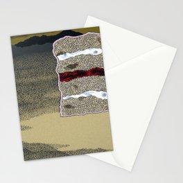 boundary marker Stationery Cards