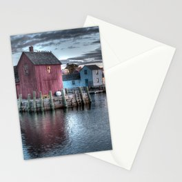 Dawn at Motif Number 1 Stationery Cards