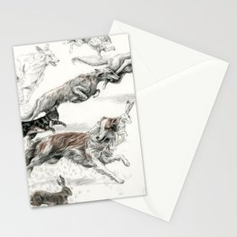 The Tracks Stationery Cards