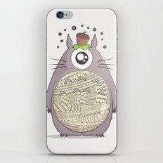 Our Strange Neighbor iPhone & iPod Skin