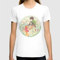 grantaire T-shirts featuring The Law of Complementary Colours by foxflowers