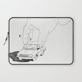 Driving home Laptop Sleeve