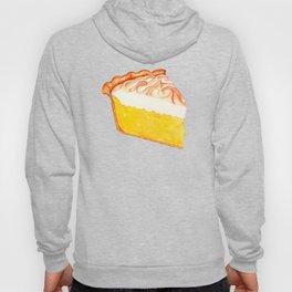 Lemon Meringue Pie Pattern Hoody