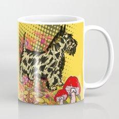 Scottish pop art Mug