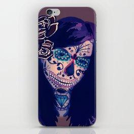 Steph iPhone Skin