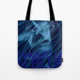 Tangled Up Tote Bag