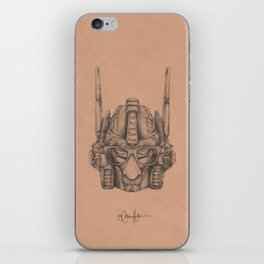 Robots in Disguise: Optimus iPhone Skin