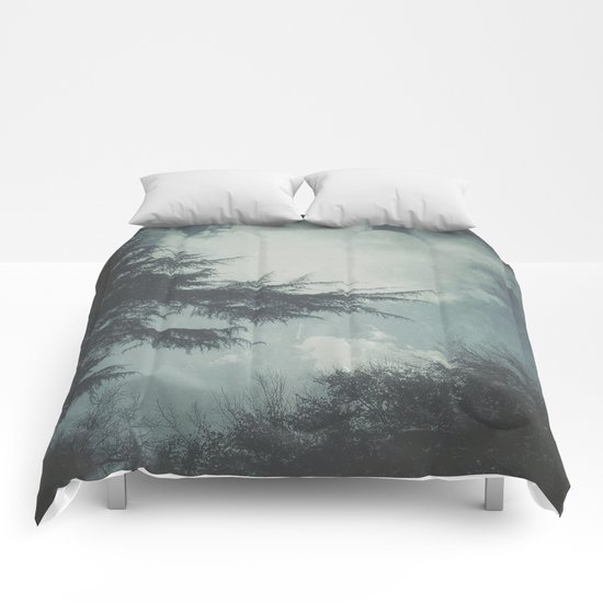 On Cool Days Comforters
