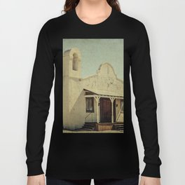 The Sanctuary Adventist Church a.k.a The Kill Bill Church Long Sleeve T-shirt