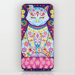 Zen Cat iPhone Skin