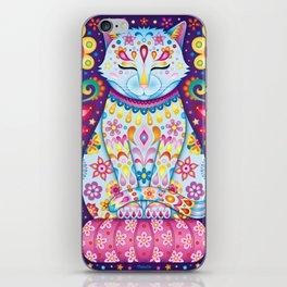Zen Cat iPhone Skin