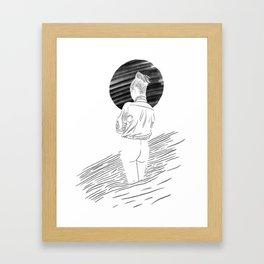 Apocalypse when? Framed Art Print
