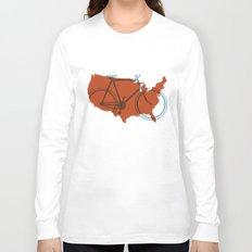 Bike America Long Sleeve T-shirt