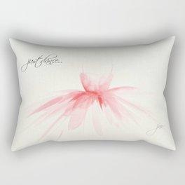just dance... Rectangular Pillow