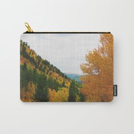 Firey Fall Carry-All Pouch