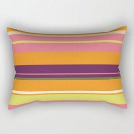 Miami Stripes Rectangular Pillow