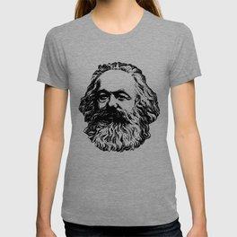 KARL MARX // HALFTONE T-shirt