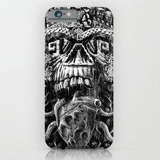 Aztec Skull Slim Case iPhone 6s
