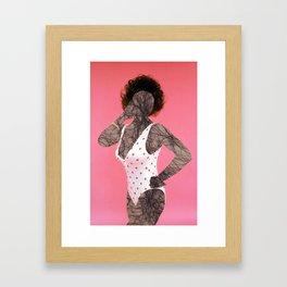 Beauty Queen I Framed Art Print