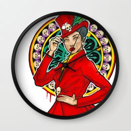 Save My Soul Wall Clock