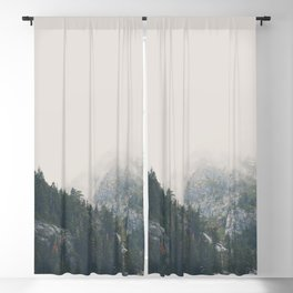 The power of imagination makes us infinite. Blackout Curtain