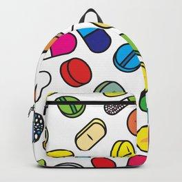 Drugs N More Pills Backpack