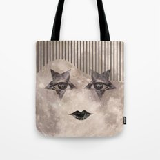 Ladymoon Tote Bag