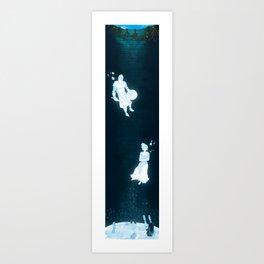 The Spirit Well Art Print