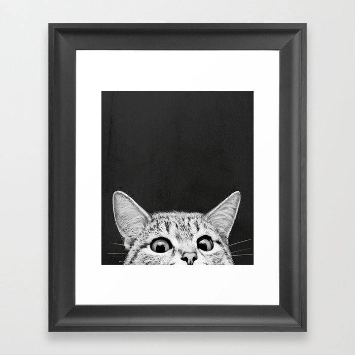 You Asleep Yet Framed Art Print By Lauragraves Society6