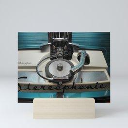 Stereophonic Mini Art Print