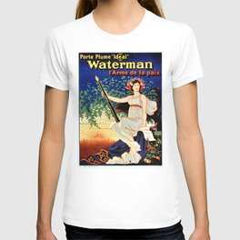 Waterman fountain pens 1919 T-shirt