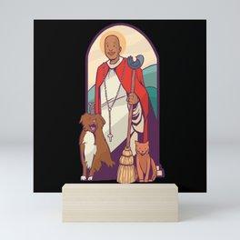 Saint Martin Mini Art Print