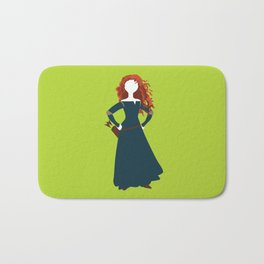 Merida from the Brave Bath Mat