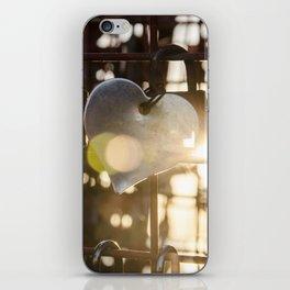Unchain my Heart iPhone Skin