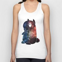 lsd Tank Tops featuring LSD by theov6