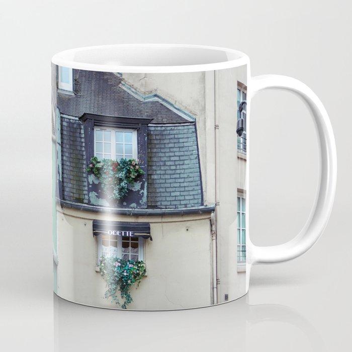 The Streets of Paris, France. Coffee Mug
