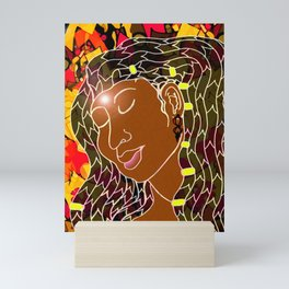 Samara Soul Mini Art Print