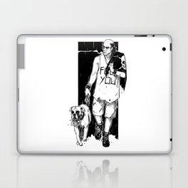 Born a Pirate Laptop & iPad Skin