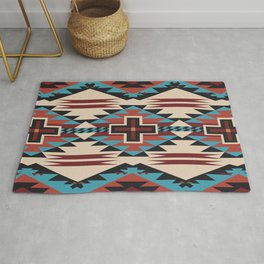 American Native Pattern No. 67 Rug