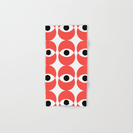 ABSTRACT PATTERN 2 Hand & Bath Towel