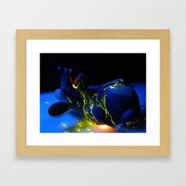 Glow #32 Framed Art Print