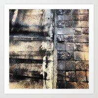 A floor n°40 Art Print