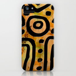 Ancestry / Canary Islands iPhone Case