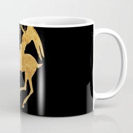 Rubino Greek Pattern Design Gifts Coffee Mug