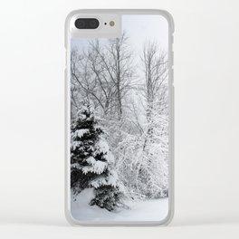Storm Skylar Clear iPhone Case