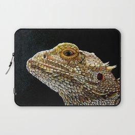 Bearded Dragon Laptop Sleeve