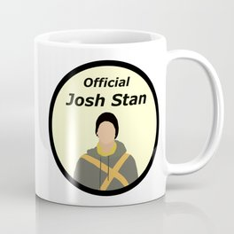 Official Josh Stan Coffee Mug