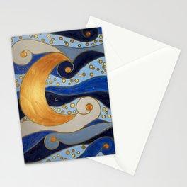La notte Stationery Cards